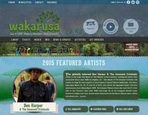 Website Design for Wakarusa